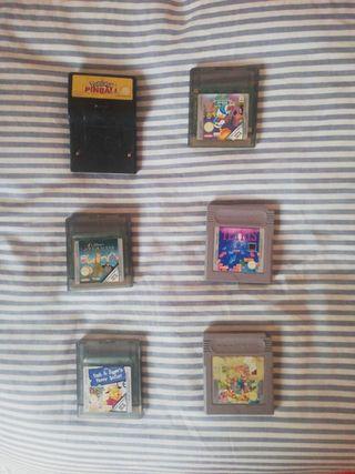 Juegos Nintendo Game Boy