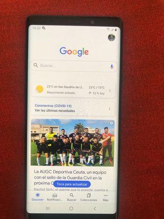 Samsung note 9 512 gb.