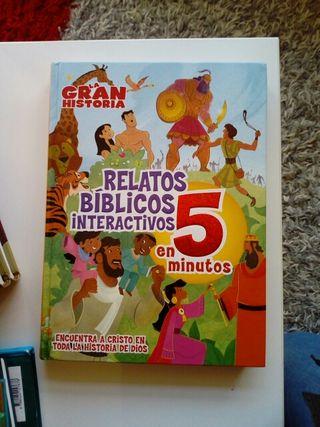 Libro infantil: La Gran Historia