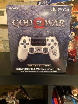Mando PS4 Edicion Limitada God of War