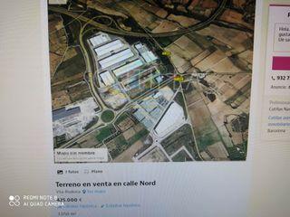 Suelo industrial urbanizado!!! 5 parcelas segregadas!!!