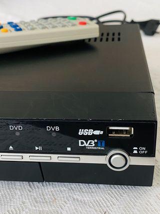 Reproductor de DVD BEST BUY EASY HOME COMBO 08