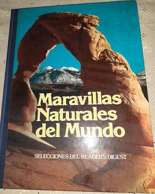 Libro: Maravillas Naturales del Mundo.