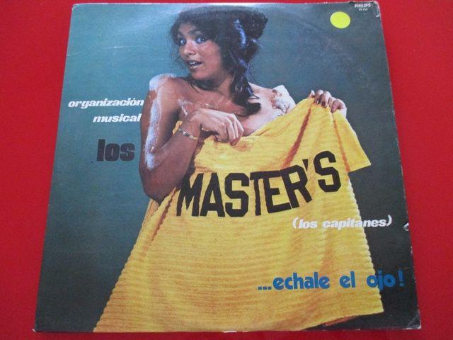 LOS MASTER'S **...Echale El Ojo ** VINILO LP