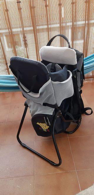 Mochila portabebés Trekking