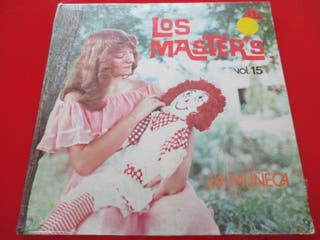 Son Guaracha LOS MASTER'S Vol. 15 VINILO LP 1979
