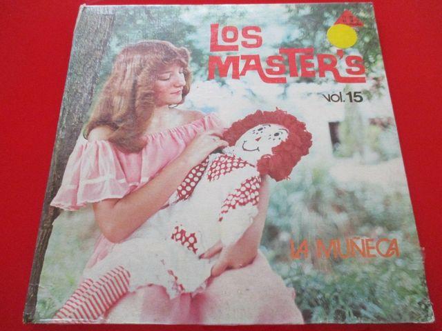 Son Guaracha LOS MASTER'S Vol. 15 VINILO LP 1979