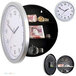 Reloj Caja Fuerte Camuflada A ESTRENAR