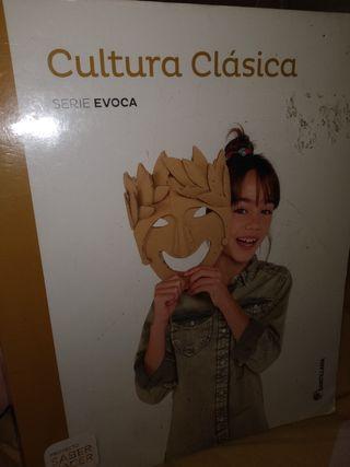 Libro Cultura Clásica 3°/4°ESO