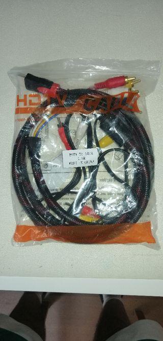 cable HDTV a rca5