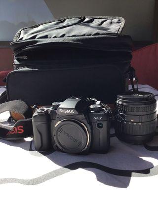 Camara fotografica Sigma SA-7