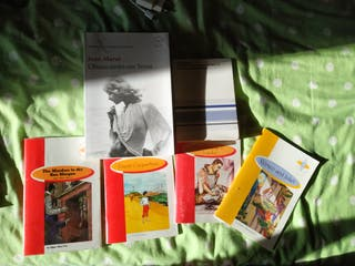 libros de lectura obligatoria primaria/ secundaria