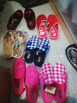 Zapatillas de estar por casa mujer y hombre
