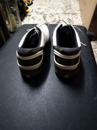 zapatos golf adidas decathlon usado