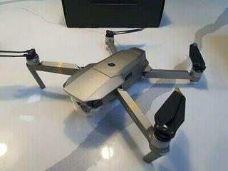 DJI Mavic Pro Platinum Fly Plus Combo caméra 4K dr