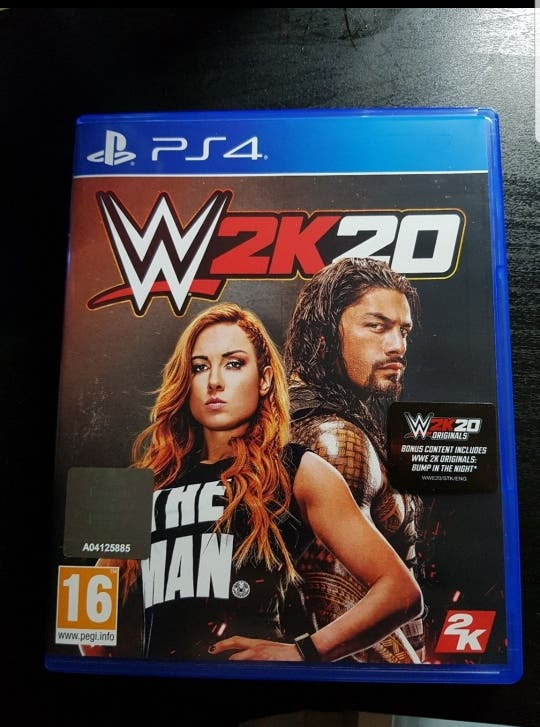 wwe 2k20 really cheap