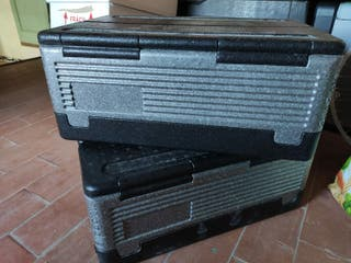 Caja isotérmica plegable ( contenedor)