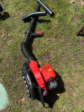 Mochila Sopladora de gasolina 42.7cc