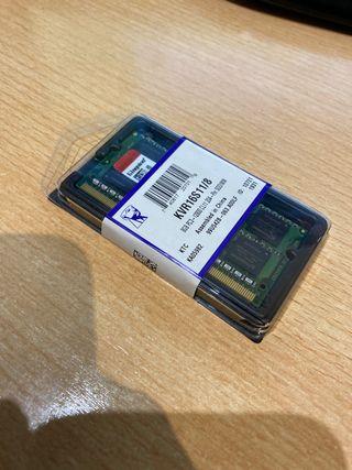 RAM DDR3 8GB SO-DIMM