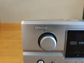 Equipo de audio 5.1 Bose con amplificador Denon