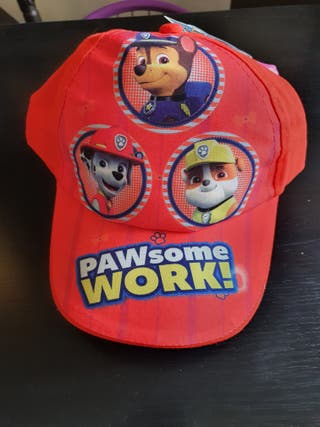gorra patrulla canina