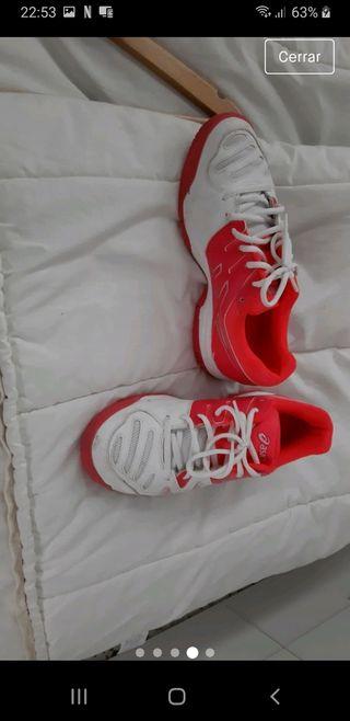 zapatillas asisc