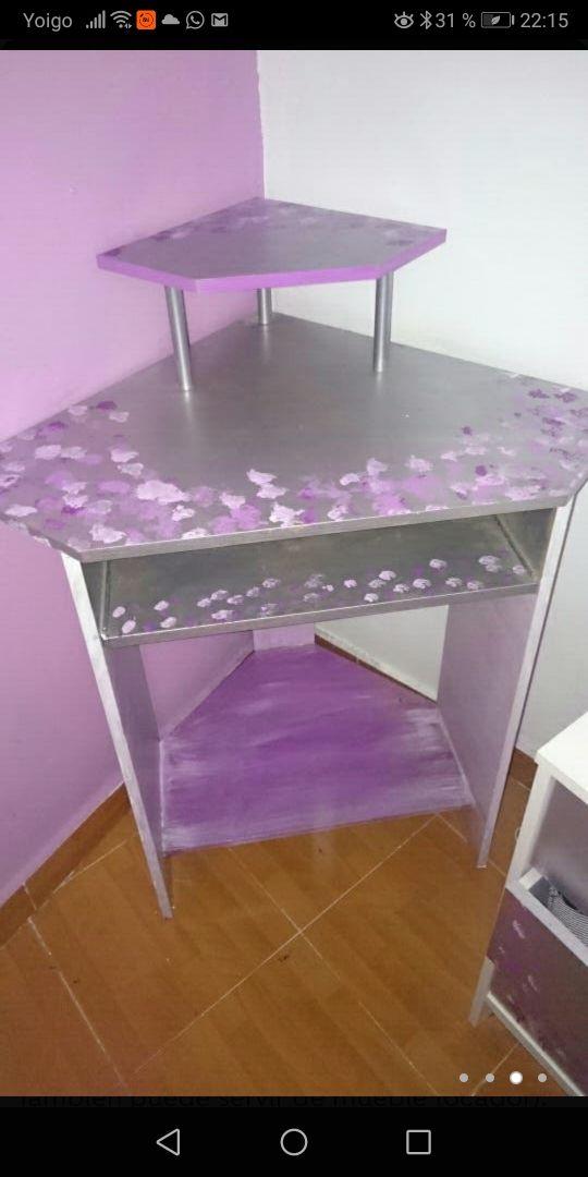escritorio tocador