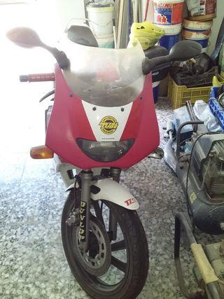 Yamaha tzr 80 rr 1992