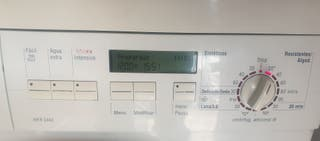 Lavadora Bosch Maxx 6Kg 1200 rpm. Entrega incluida
