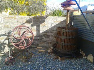 prensas de vino