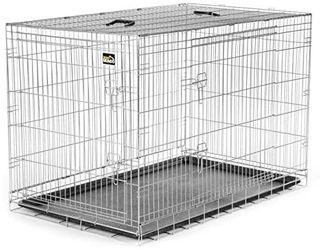 jaula para perros grandes perfecto estado, XXL.