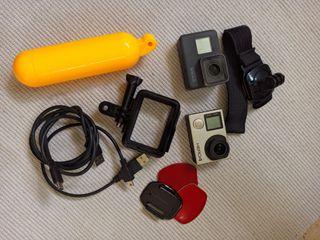 Vendo GoPro 4 y GoPro 5