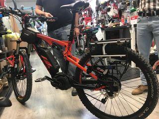 bicicleta eléctrica scoot