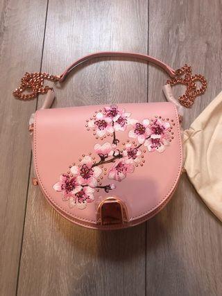 Ted Baker Pink Blossom Bag