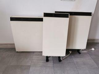 3 RADIADORES ELÉCTRICOS