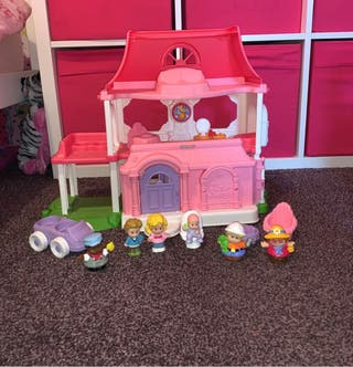 Fisher Price Little People House