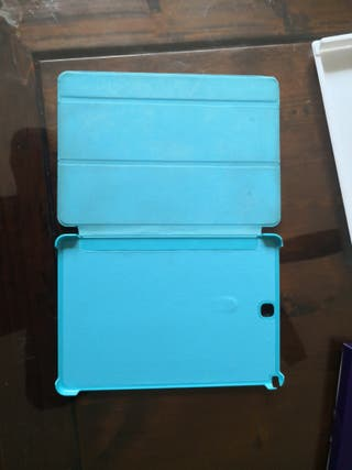 Funda azul tablet Galaxy Tab A 9.7""