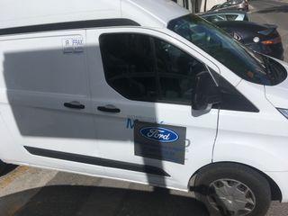 Ford Transit Custom 2017 van isotermo-frío