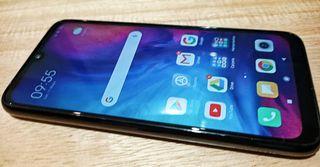 Xiaomi Redmi Note 7 con funda (Madrid, Legazpi)