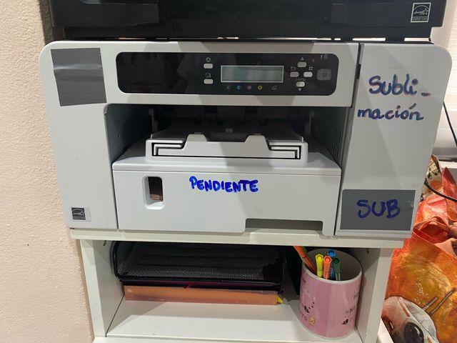2x1 en Impresora Ricoh sublimación DESPIECE