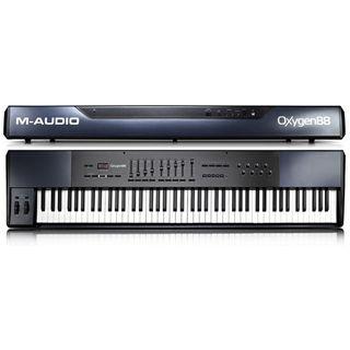 Controlador MIDI Oxygen, 88 Teclas, perfecto.