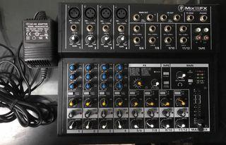 Mesa mezclas Mackie Mix 12fx