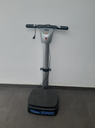 Maquina vibro static