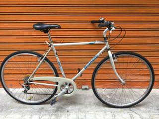bicicleta paseo bianchi