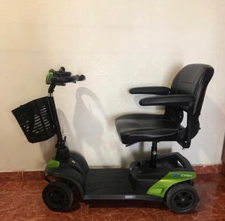 silla scooter eléctrica