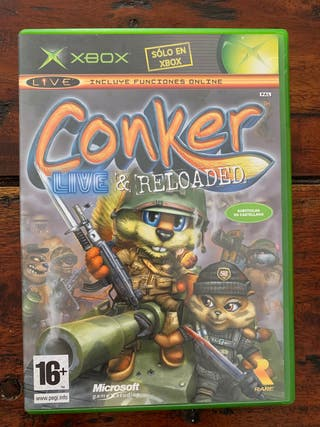 Conker Live & Reloaded | Xbox360