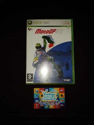 JUEGO XBOX360 MOTO GP 07