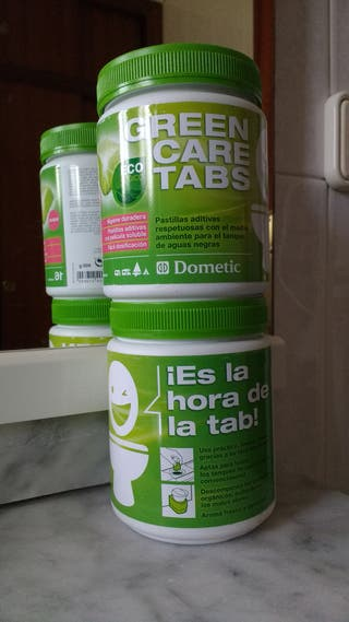 Producto WC quimico, SIN ABRIR