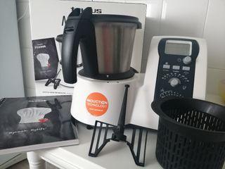 robot cocina inducción taurus Mycook cómo nuevo