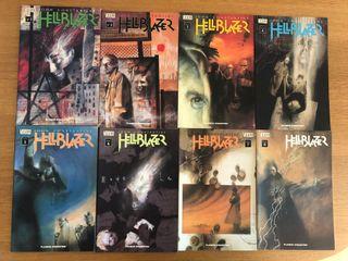 Hellblazer 1-8. Vertigo comics.
